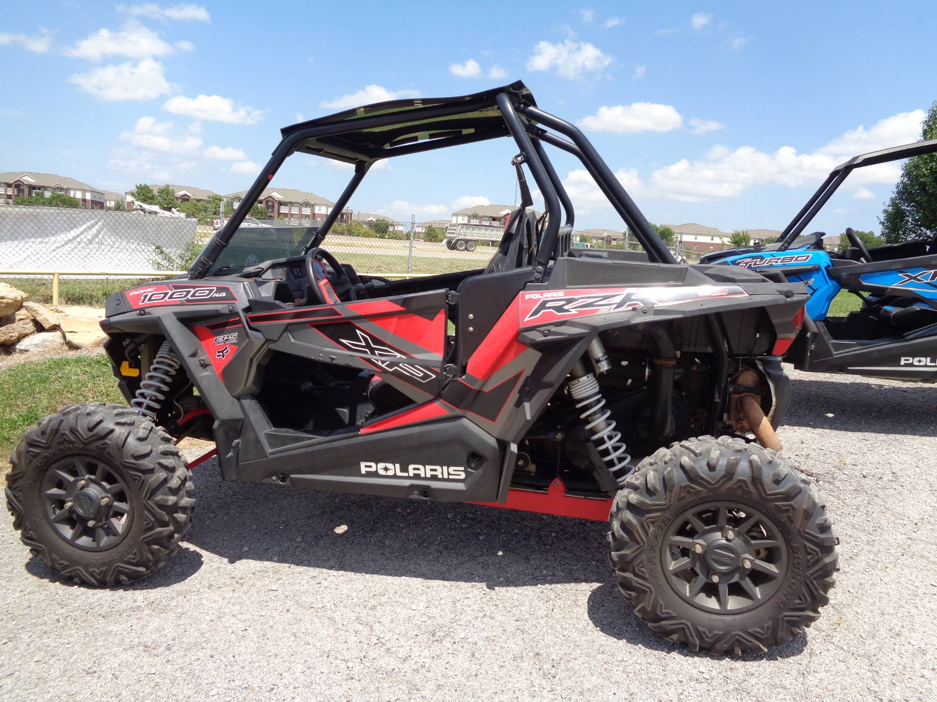 2017 Polaris RZR XP 1000 EPS in Broken Arrow, Oklahoma - Photo 1