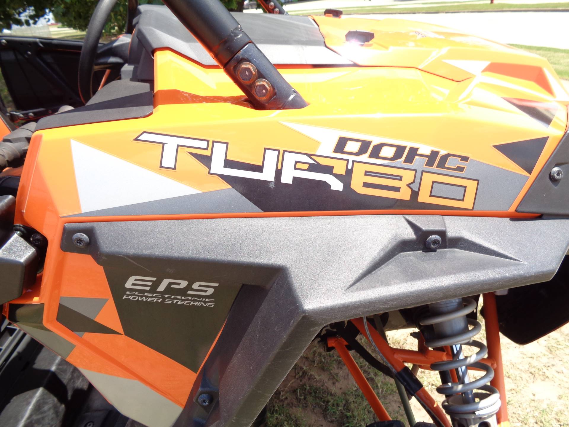 2016 Polaris RZR XP  Turbo EPS in Broken Arrow, Oklahoma - Photo 2