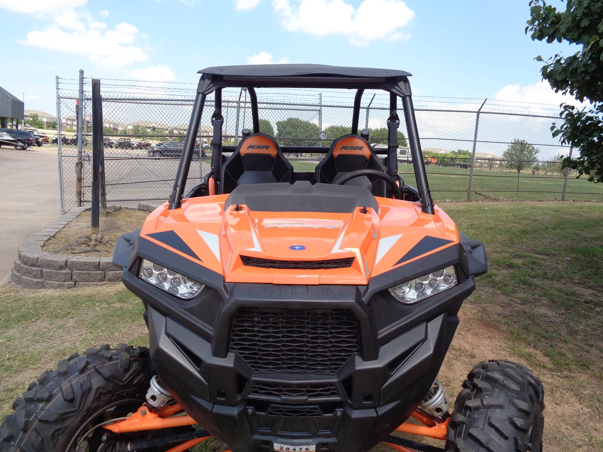 2016 Polaris RZR XP  Turbo EPS in Broken Arrow, Oklahoma - Photo 3