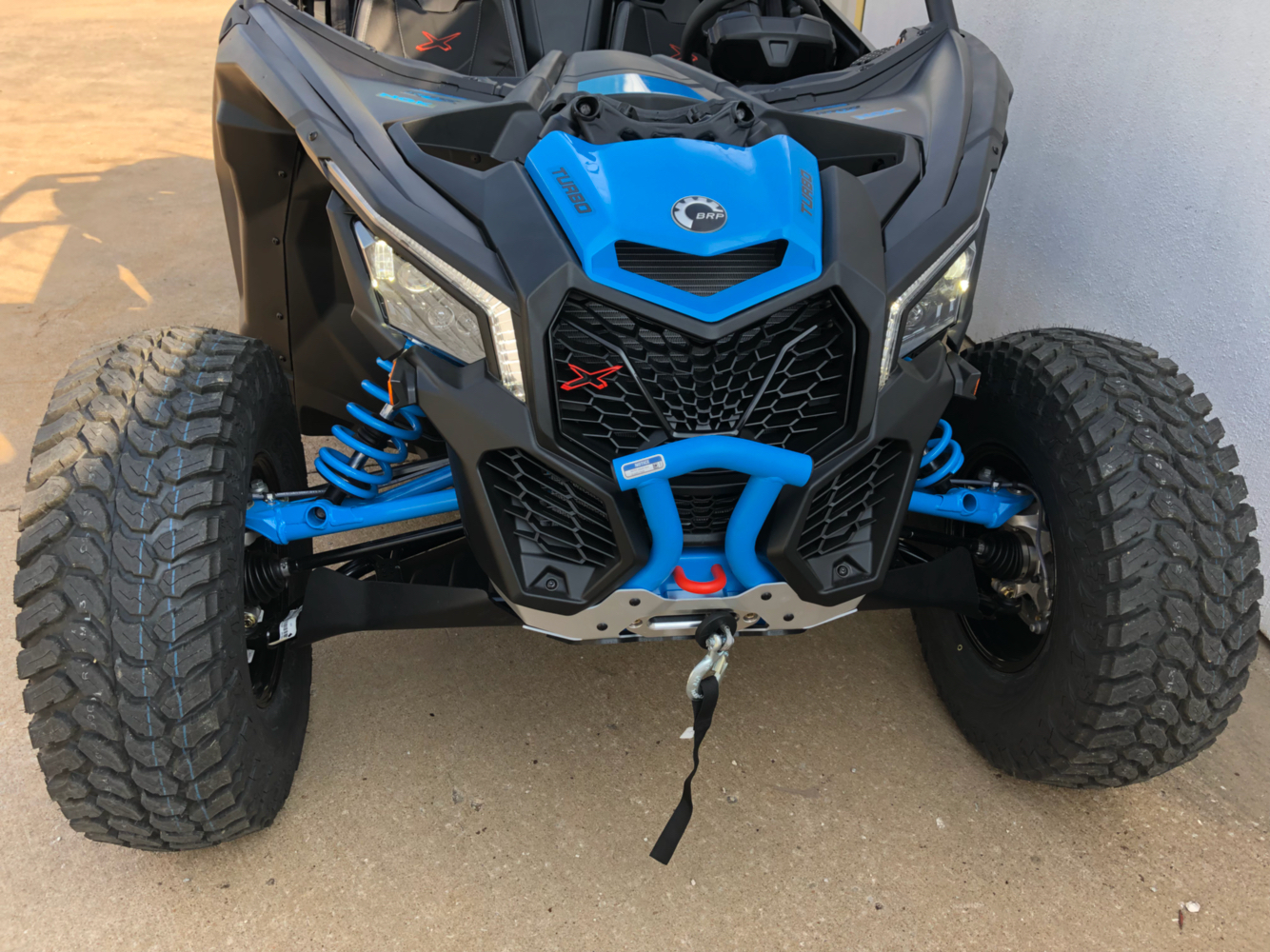 2019 Can-Am Maverick X3 X rc Turbo in Broken Arrow, Oklahoma - Photo 2