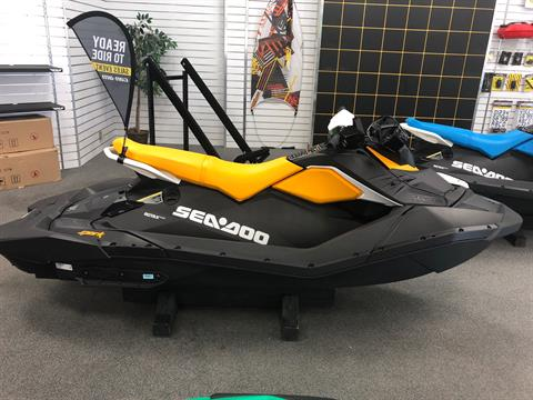2019 Sea-Doo Spark 3up 900 H.O. ACE iBR, Convenience Package + Sound System in Broken Arrow, Oklahoma