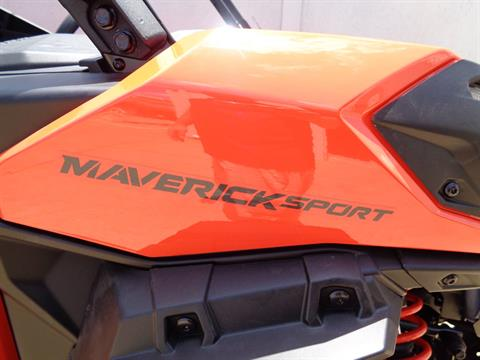 2019 Can-Am Maverick Sport Max DPS 1000R in Broken Arrow, Oklahoma - Photo 3