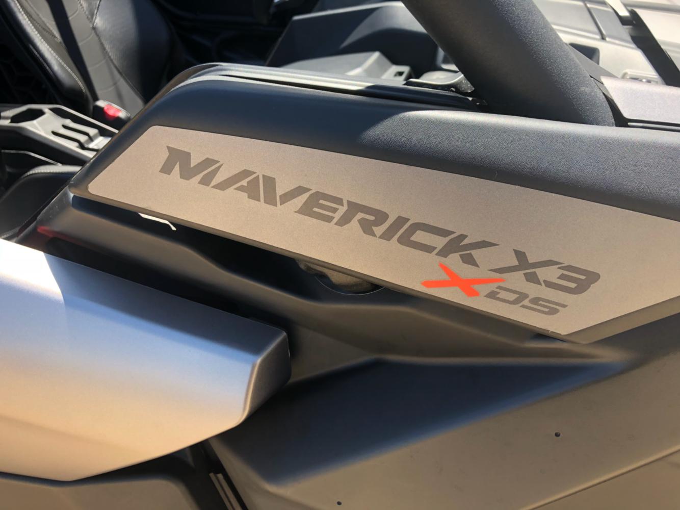 2018 Can-Am™ Maverick X3 X ds Turbo R 5