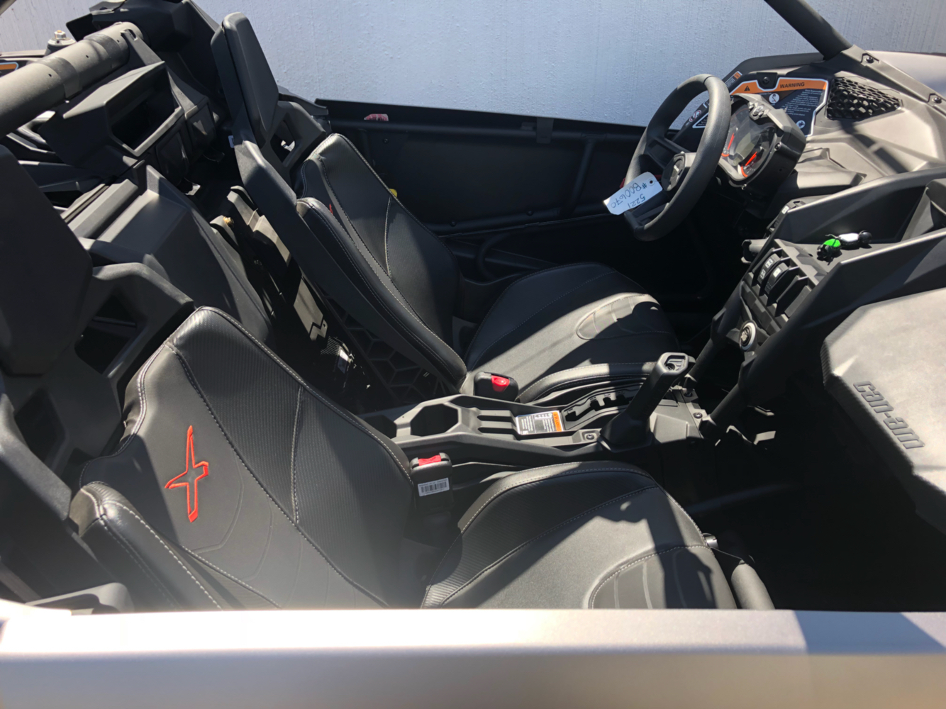2018 Can-Am� Maverick X3 X ds Turbo R 6