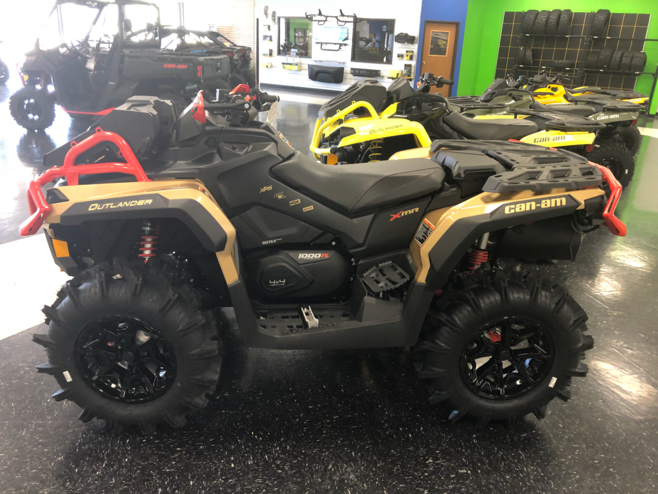 2019 Can-Am Outlander X mr 1000R in Broken Arrow, Oklahoma - Photo 1
