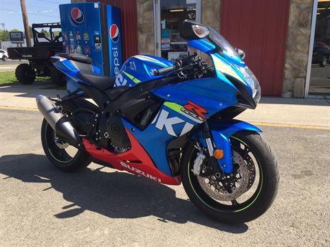 2016 Suzuki GSX-R600 in Jamestown, New York