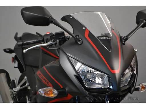 2f27e85e4eb New 2018 Honda CBR300R Motorcycles in Jamestown, NY   Stock Number ...