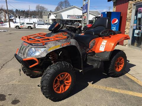 2016 Arctic Cat TRV 700 Special Edition in Jamestown, New York