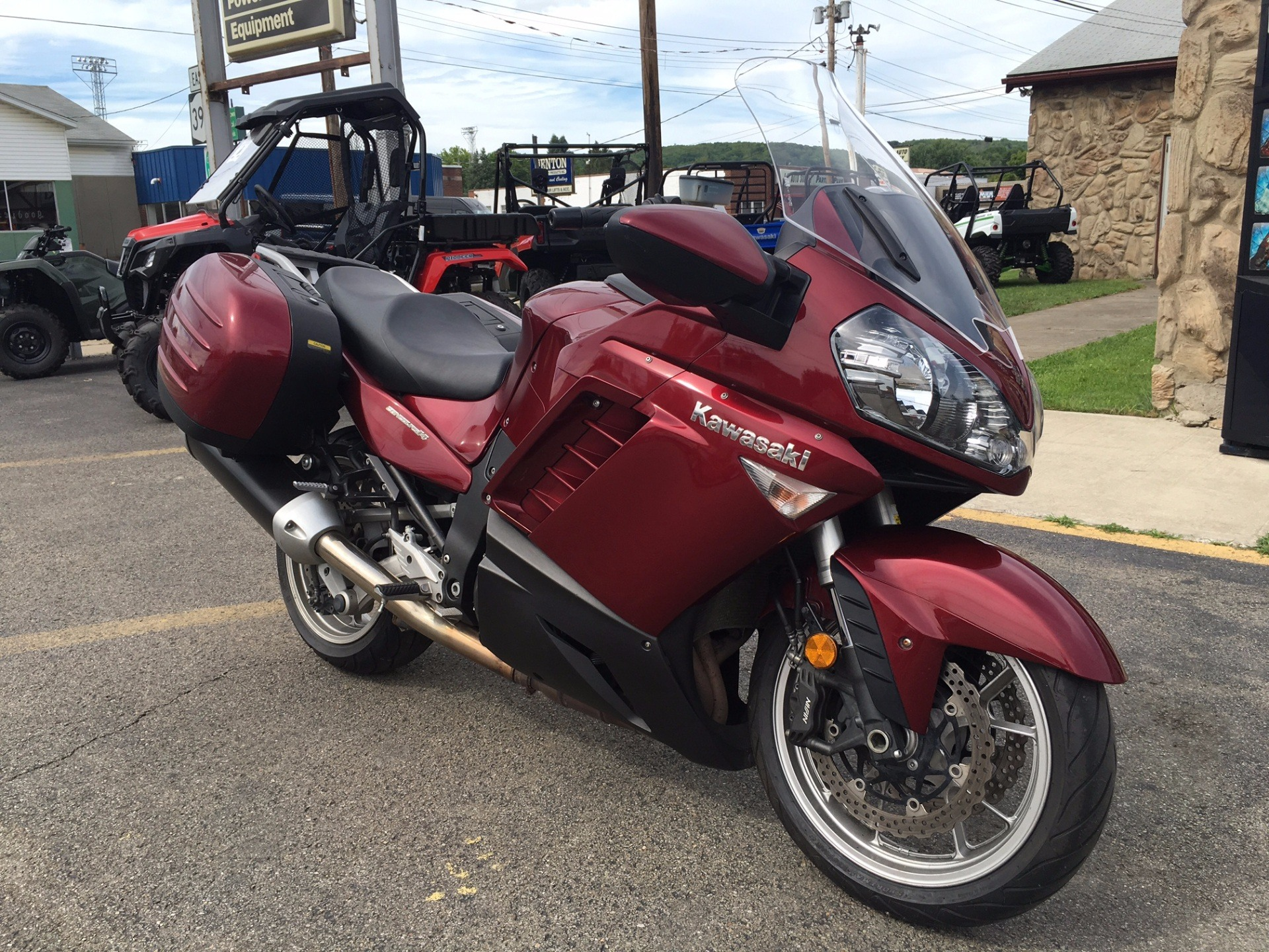 2009 Kawasaki Concours™ 14 in Jamestown, New York