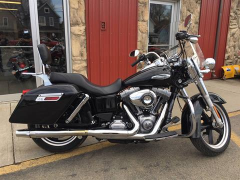 2014 Harley-Davidson Dyna® Switchback™ in Jamestown, New York