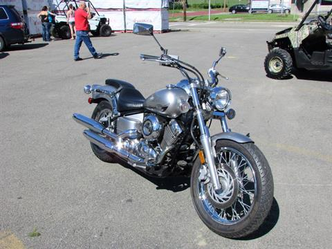 2014 Yamaha V Star 650 Custom in Jamestown, New York