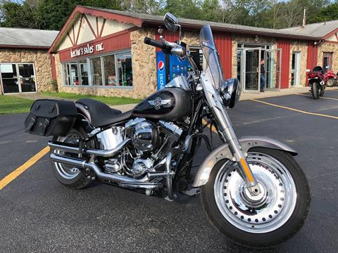 2016 Harley-Davidson Fat Boy® in Jamestown, New York - Photo 1