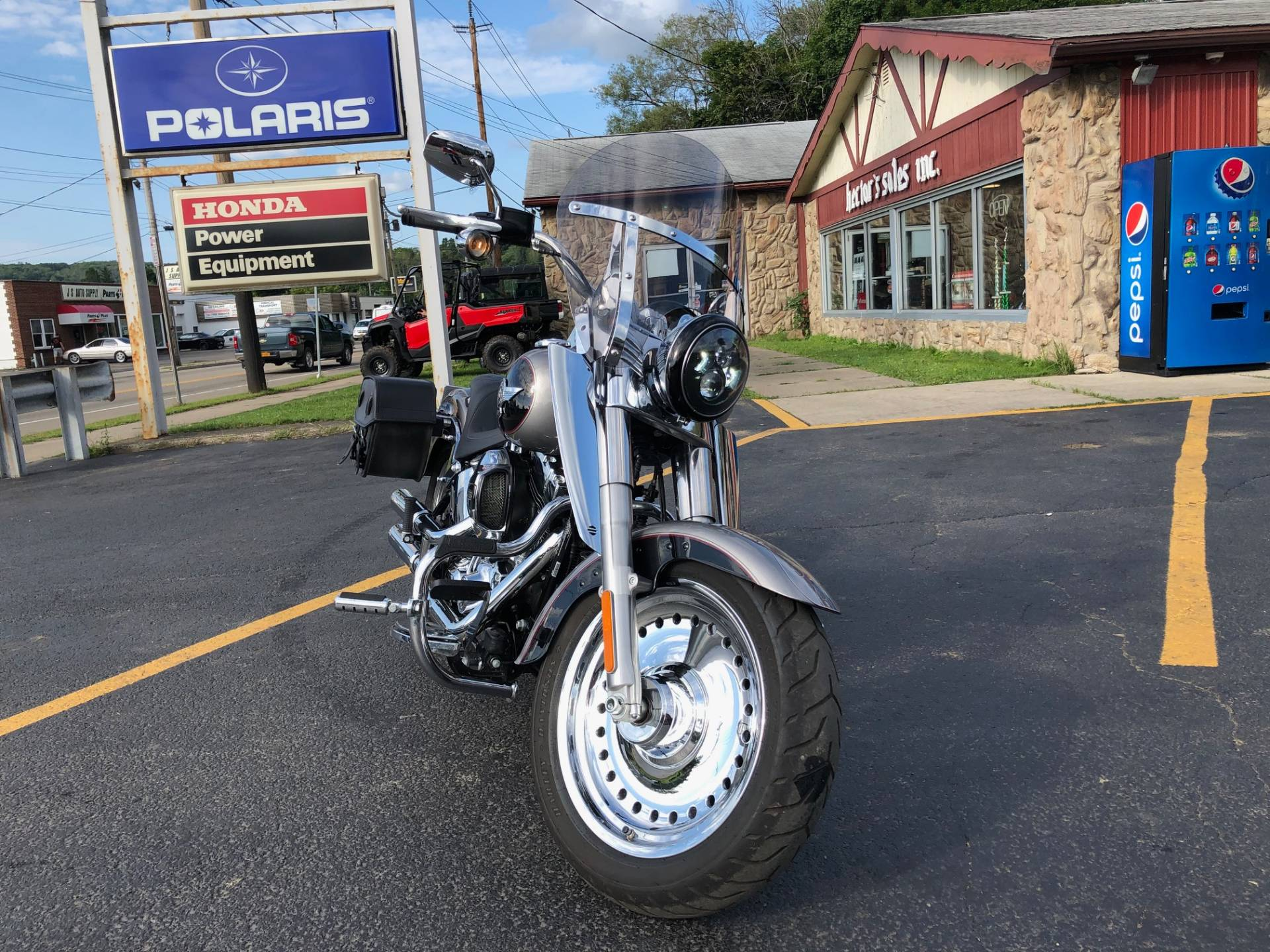 2016 Harley-Davidson Fat Boy® in Jamestown, New York - Photo 2