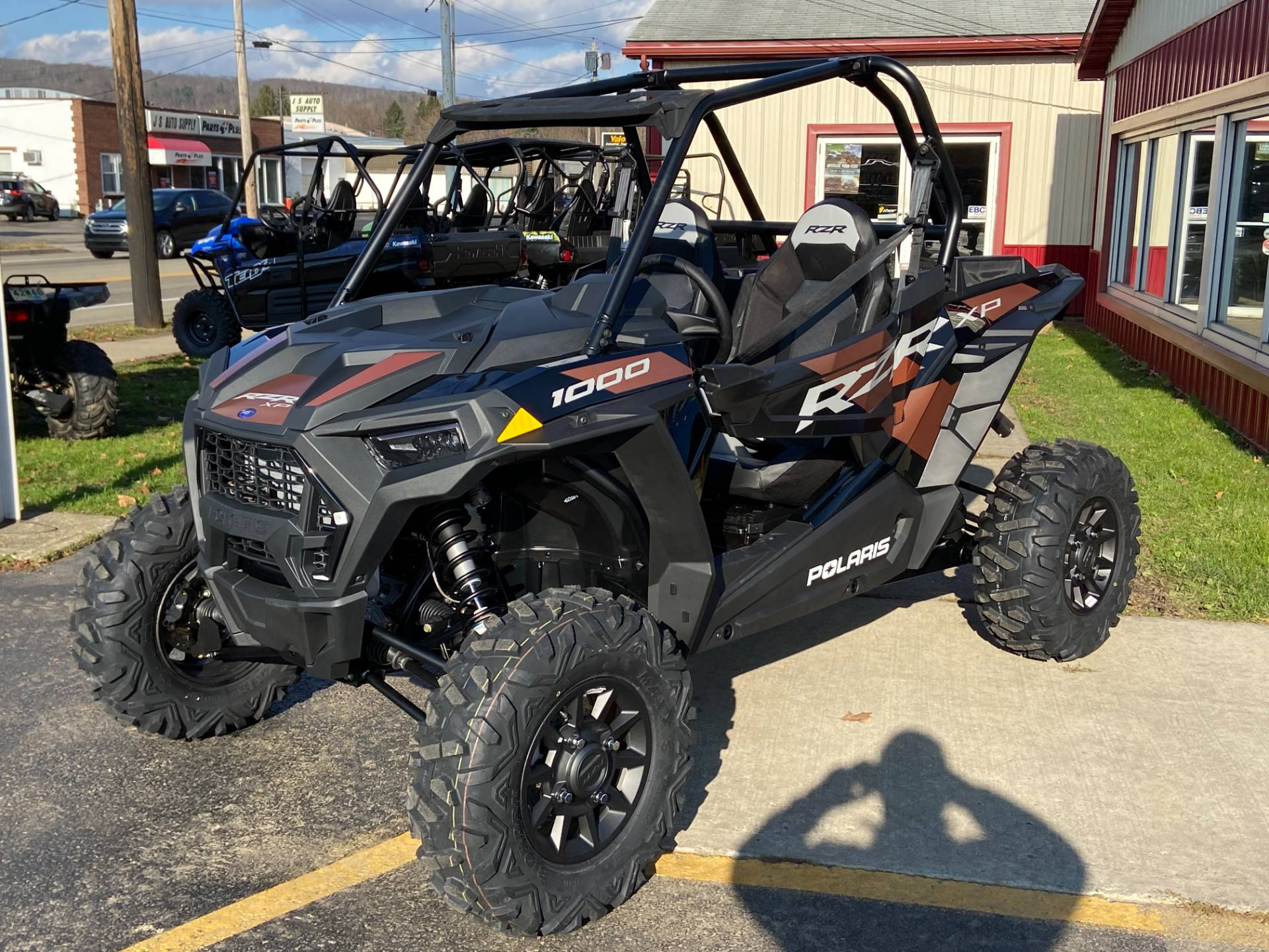 2021 Polaris RZR XP 1000 Sport in Jamestown, New York - Photo 1