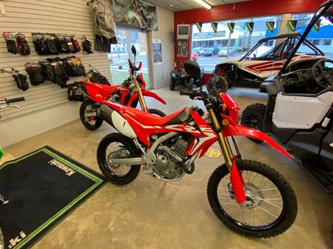 2020 Honda CRF250L ABS in Jamestown, New York - Photo 1