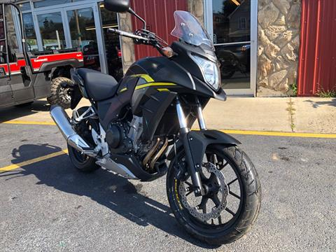 2015 Honda CB500X in Jamestown, New York - Photo 2