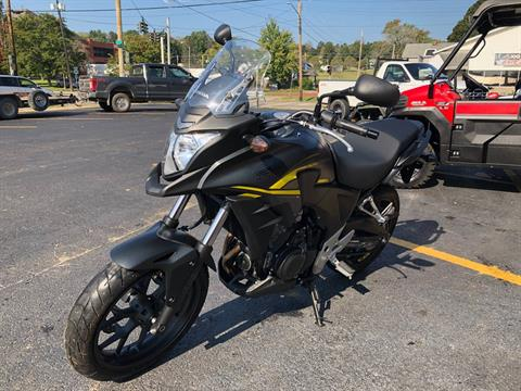 2015 Honda CB500X in Jamestown, New York - Photo 3