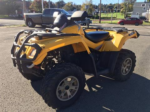 2007 Can-Am Outlander™ XT 500 H.O. EFI in Jamestown, New York