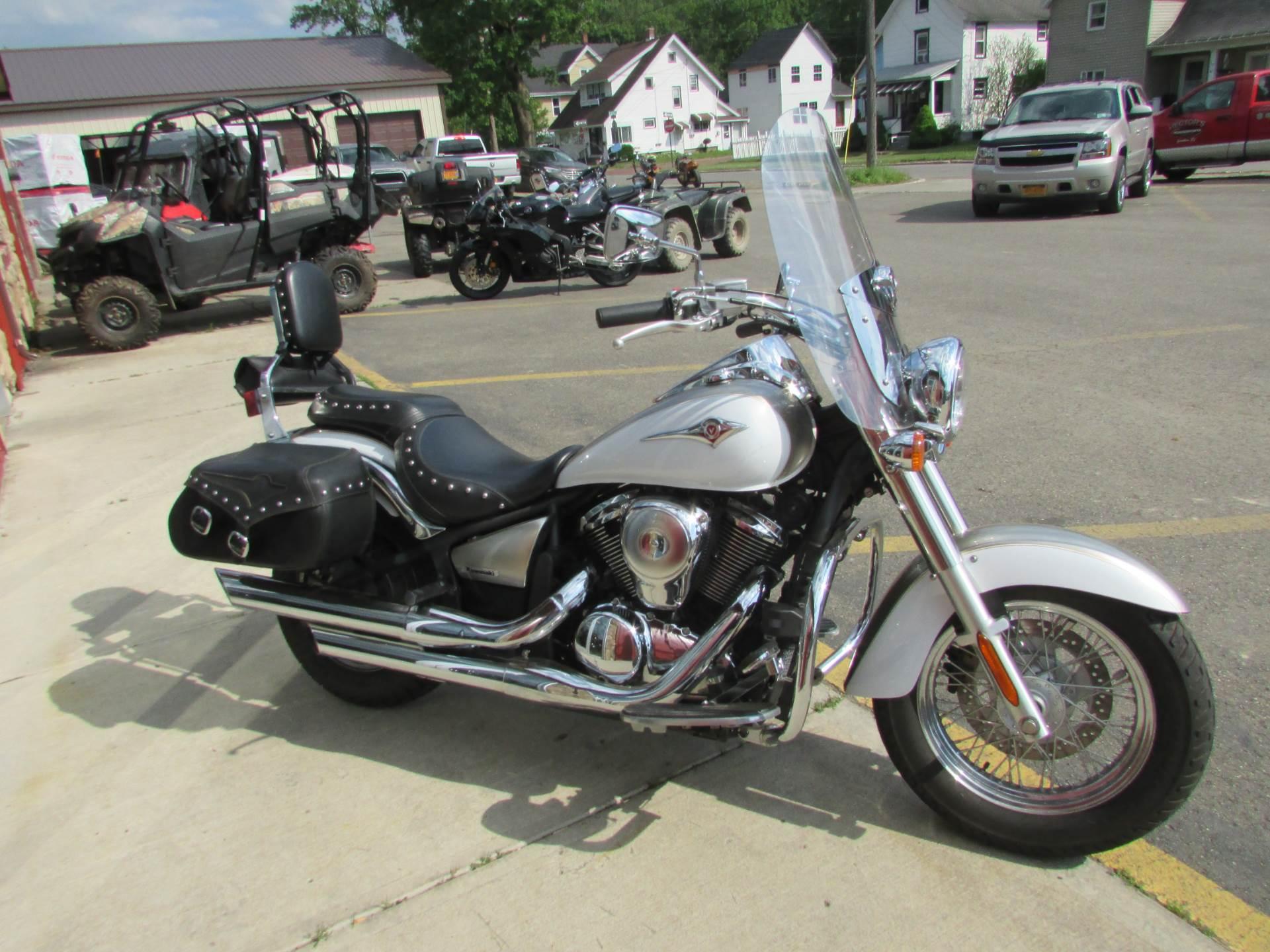 2009 Kawasaki Vulcan® 900 Classic LT Motorcycles Jamestown New York