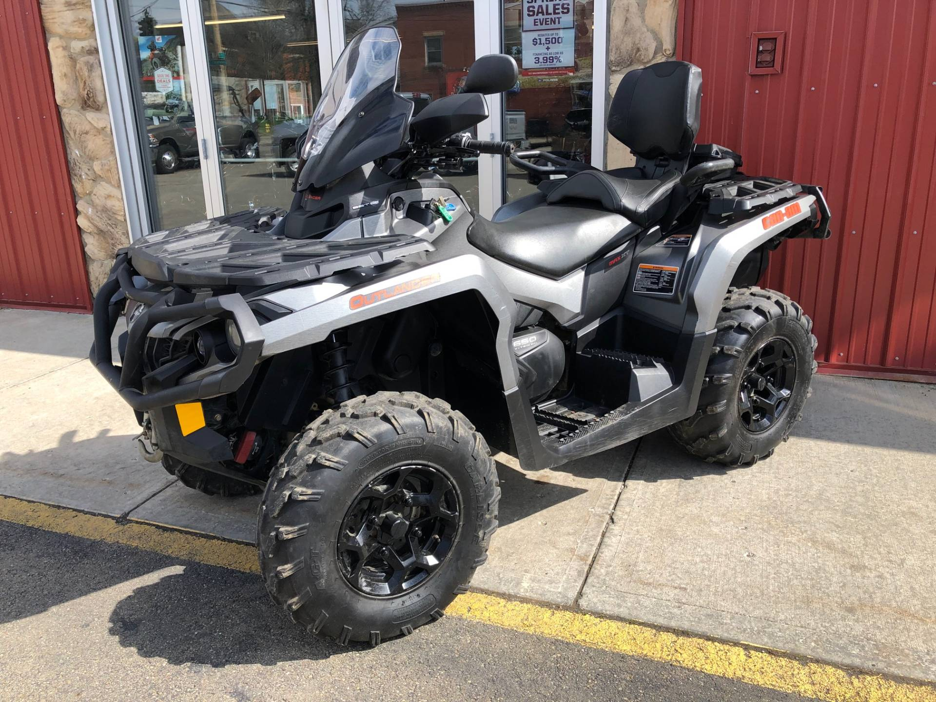 2015 Can-Am Outlander™ MAX XT™ 650 in Jamestown, New York - Photo 1