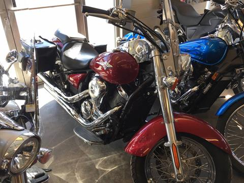 2007 Kawasaki Vulcan® 900 Classic in Jamestown, New York