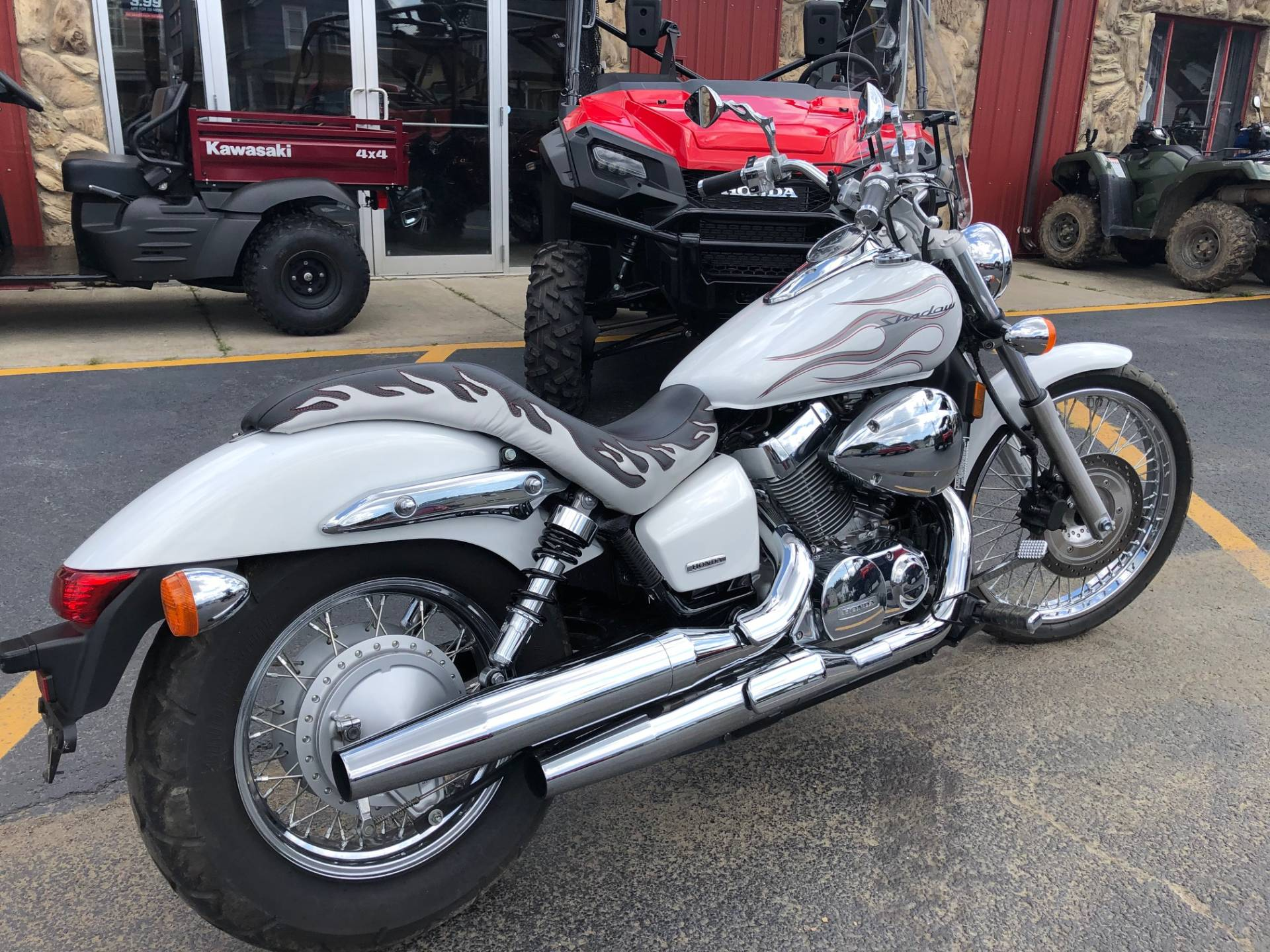 2009 Honda Shadow Spirit 750 in Jamestown, New York - Photo 2
