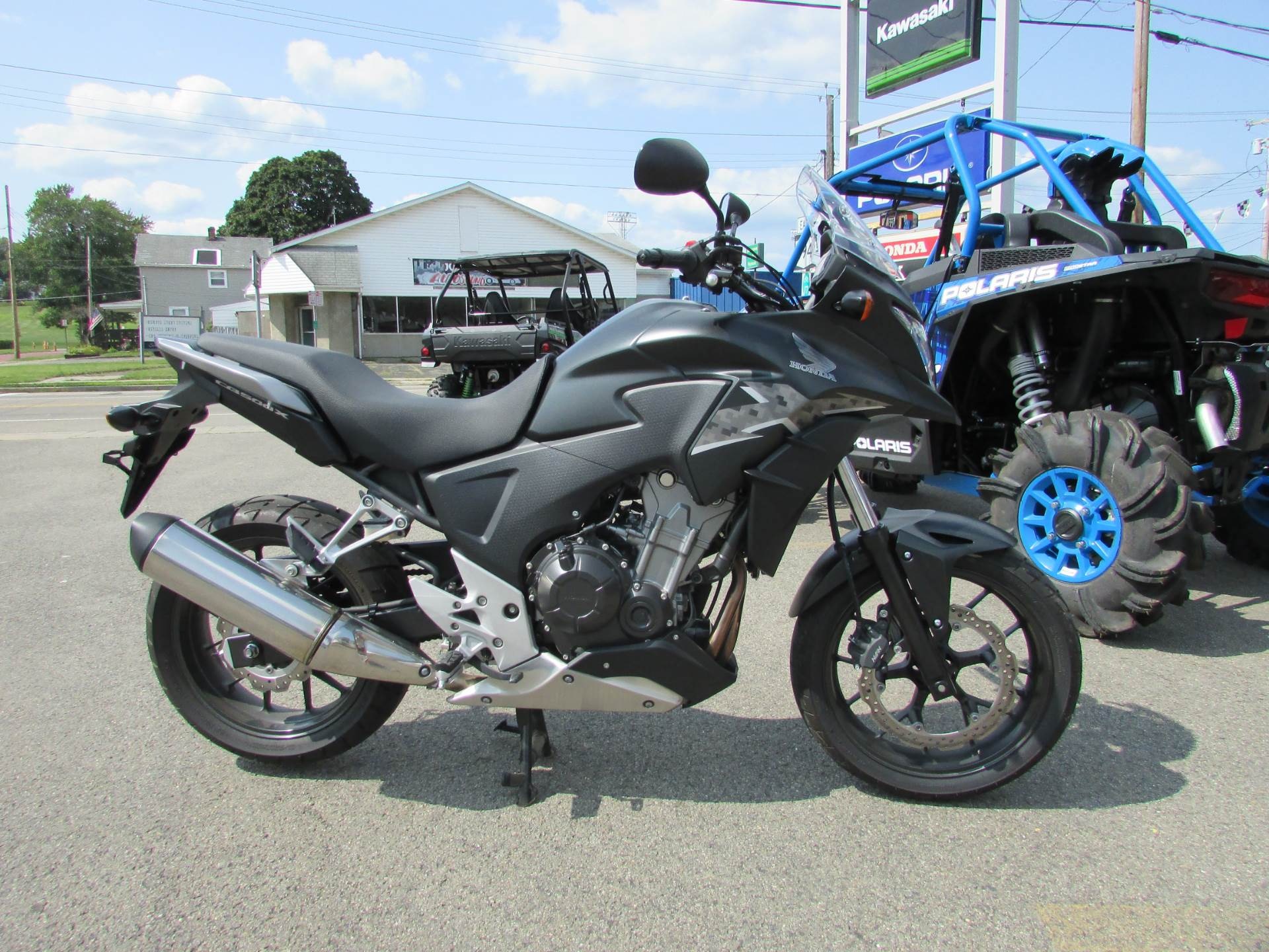 2013 Honda CB500X in Jamestown, New York