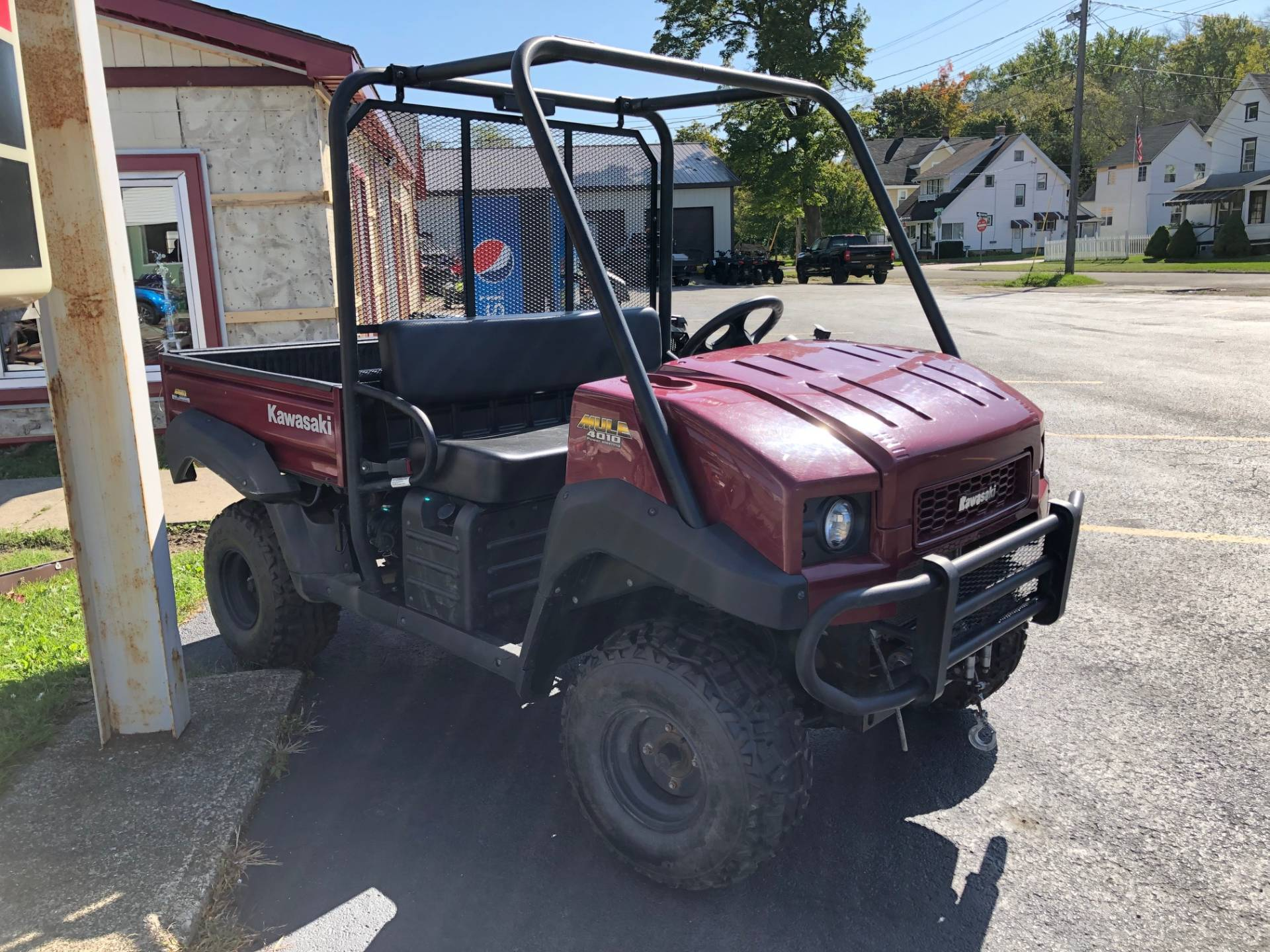 2014 Kawasaki Mule™ 4010 4x4 in Jamestown, New York - Photo 3