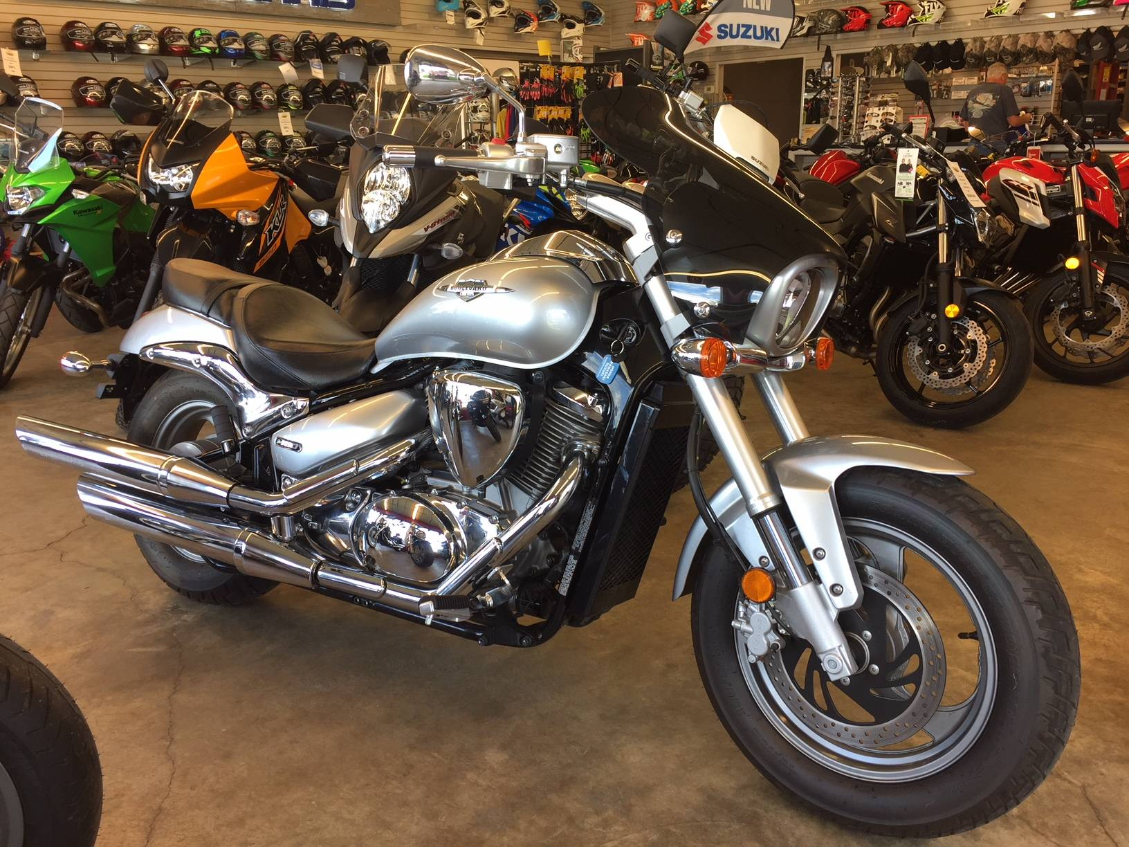 2013 Suzuki Boulevard M50  in Jamestown, New York