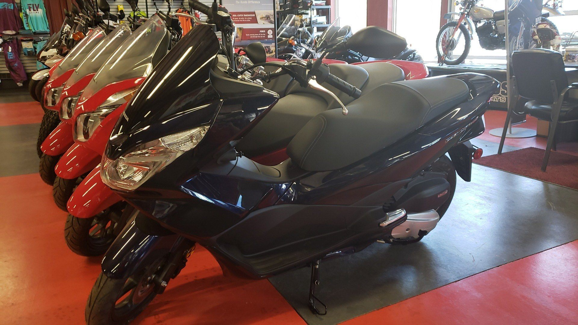 2018 Honda PCX150 in Brockway, Pennsylvania - Photo 1