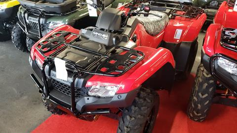 2020 Honda FourTrax Rancher 4x4 Automatic DCT EPS in Brockway, Pennsylvania - Photo 1