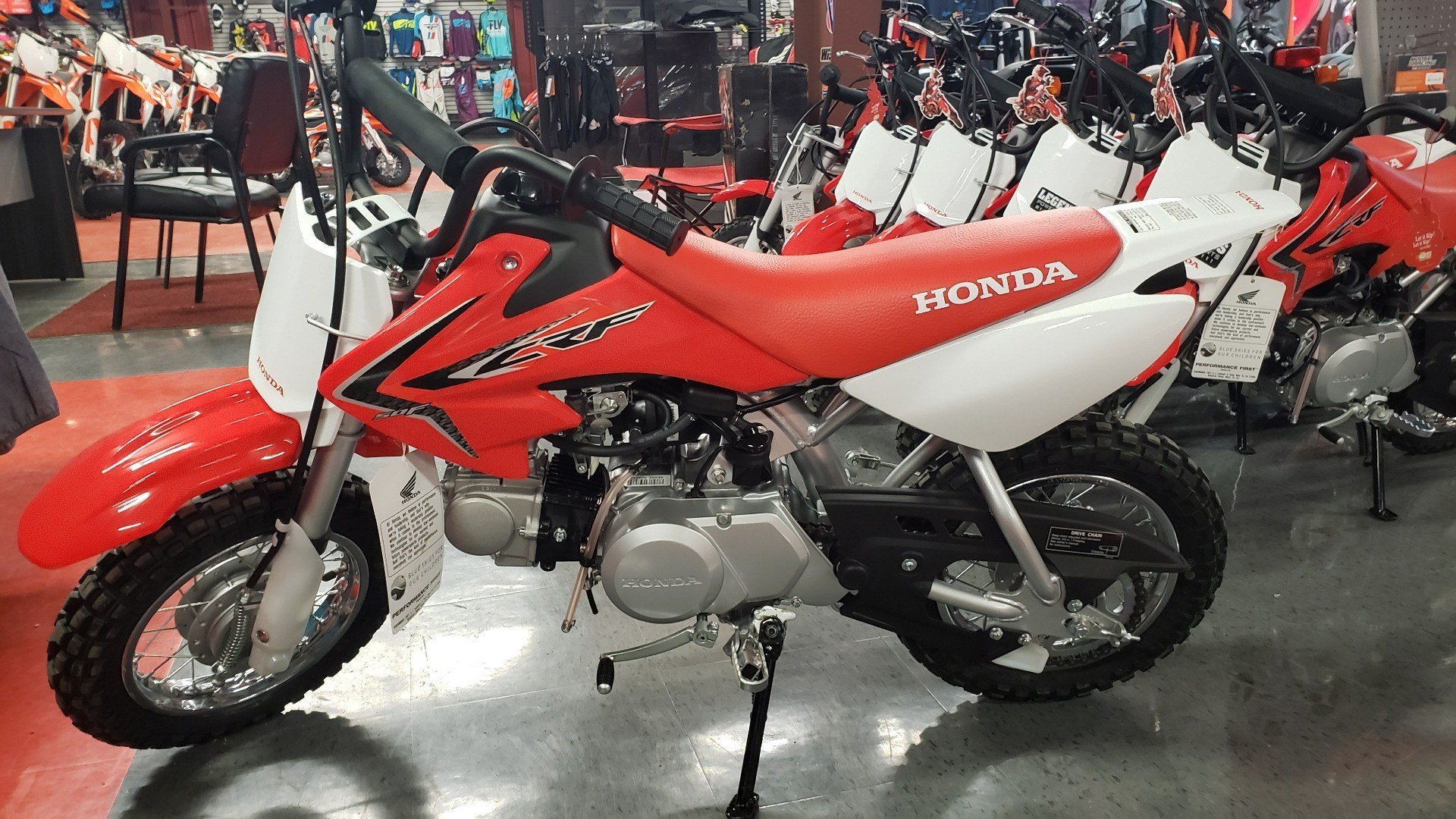 2020 Honda CRF50F in Brockway, Pennsylvania - Photo 1