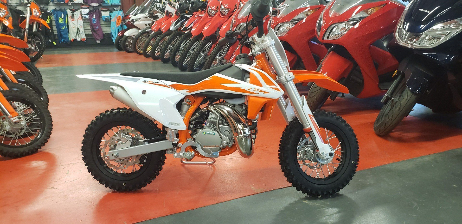 2020 KTM 50 SX Mini in Brockway, Pennsylvania - Photo 1