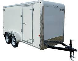 2019 Car Mate Trailers CM716CC-HD in Saint Marys, Pennsylvania