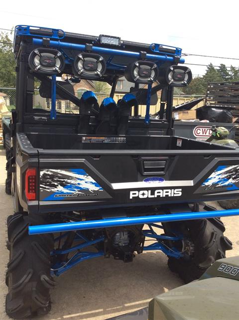 2017 Polaris Ranger Crew XP 1000 EPS High Lifter Edition in Lancaster, Texas