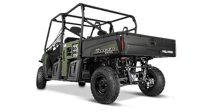 2014 Polaris  RGR-14,4X4,900D,HIPPO,MPS,RSTK in Lancaster, Texas - Photo 1