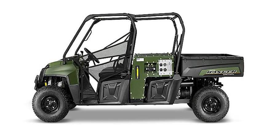2014 Polaris  RGR-14,4X4,900D,HIPPO,MPS,RSTK in Lancaster, Texas - Photo 5