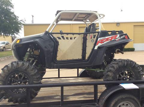2013 Polaris RZR® XP 900 EPS Walker Evans LE in Lancaster, Texas