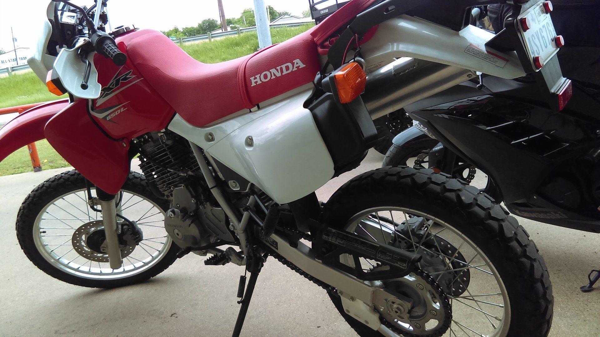 2012 Honda XR650L 1