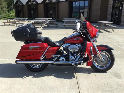 2007 Harley-Davidson CVO™ Screamin' Eagle® Ultra Classic® Electra Glide® in New York Mills, New York