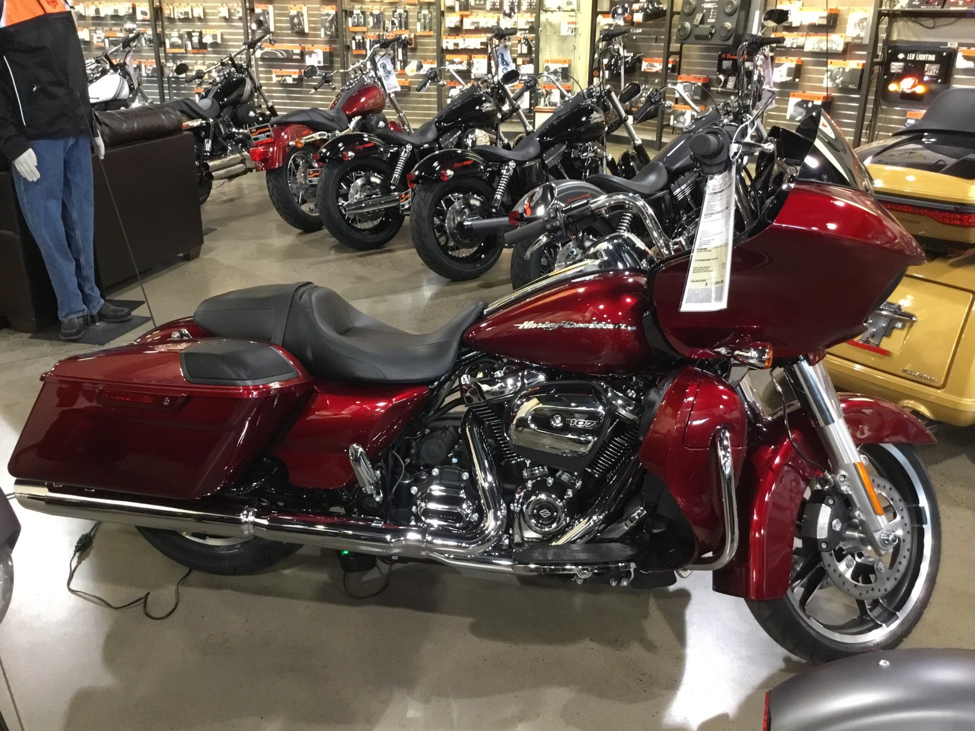 2017 Harley-Davidson Road Glide® Special in New York Mills, New York