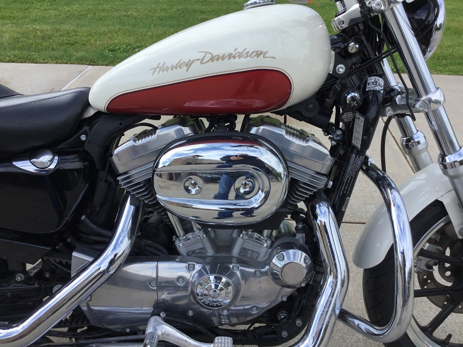 2012 Harley-Davidson Sportster® 883 SuperLow® in New York Mills, New York