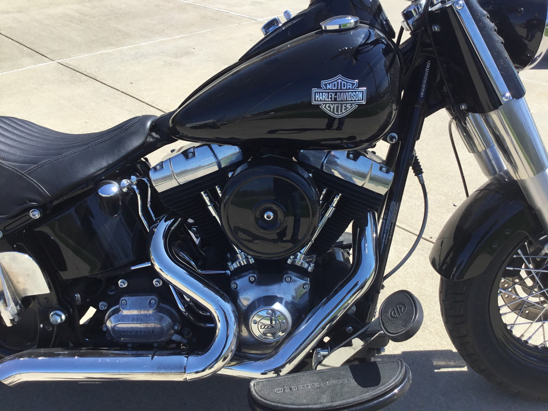 2013 Harley-Davidson Softail Slim® in New York Mills, New York