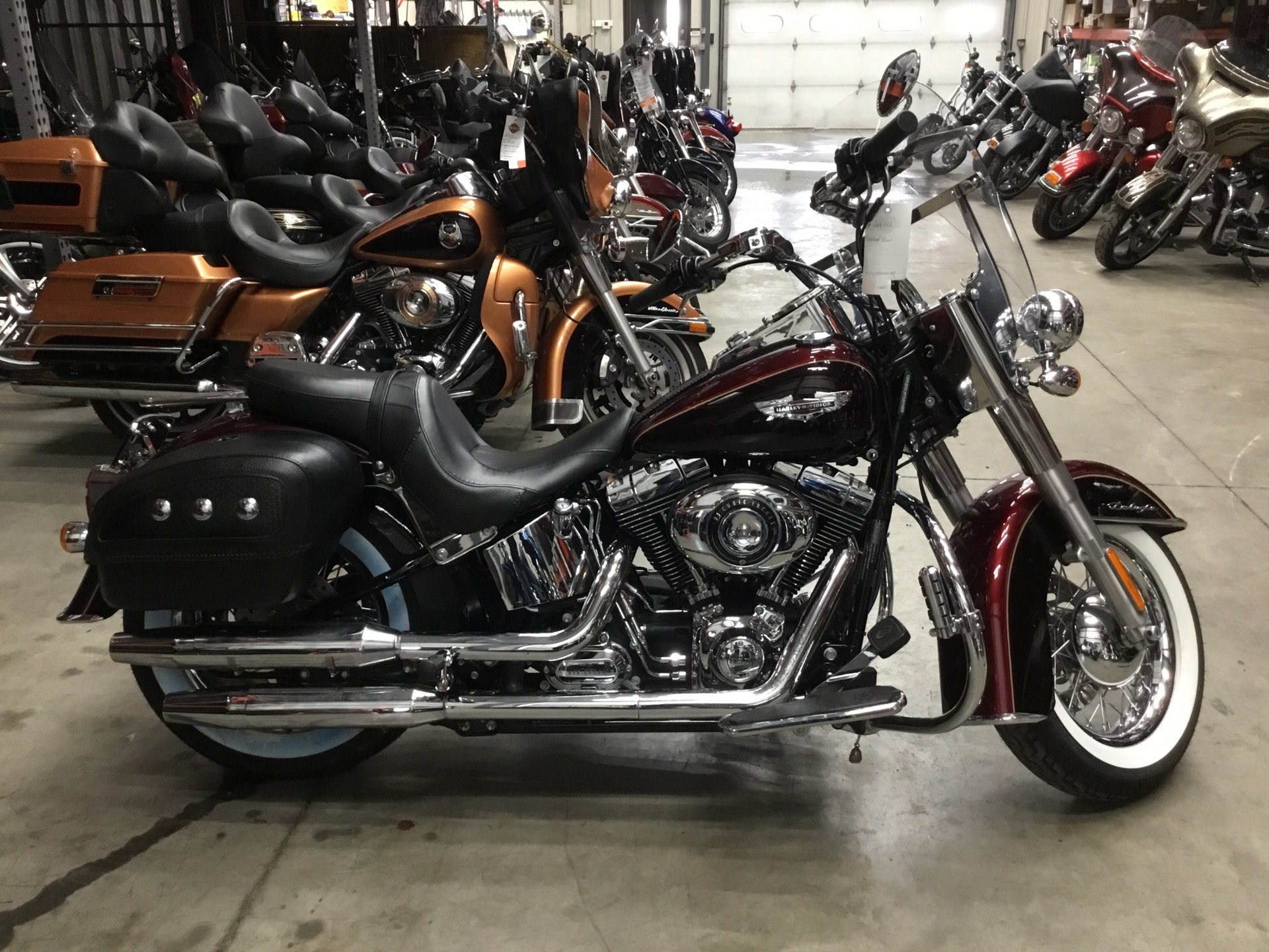 2014 Harley-Davidson Softail® Deluxe in New York Mills, New York