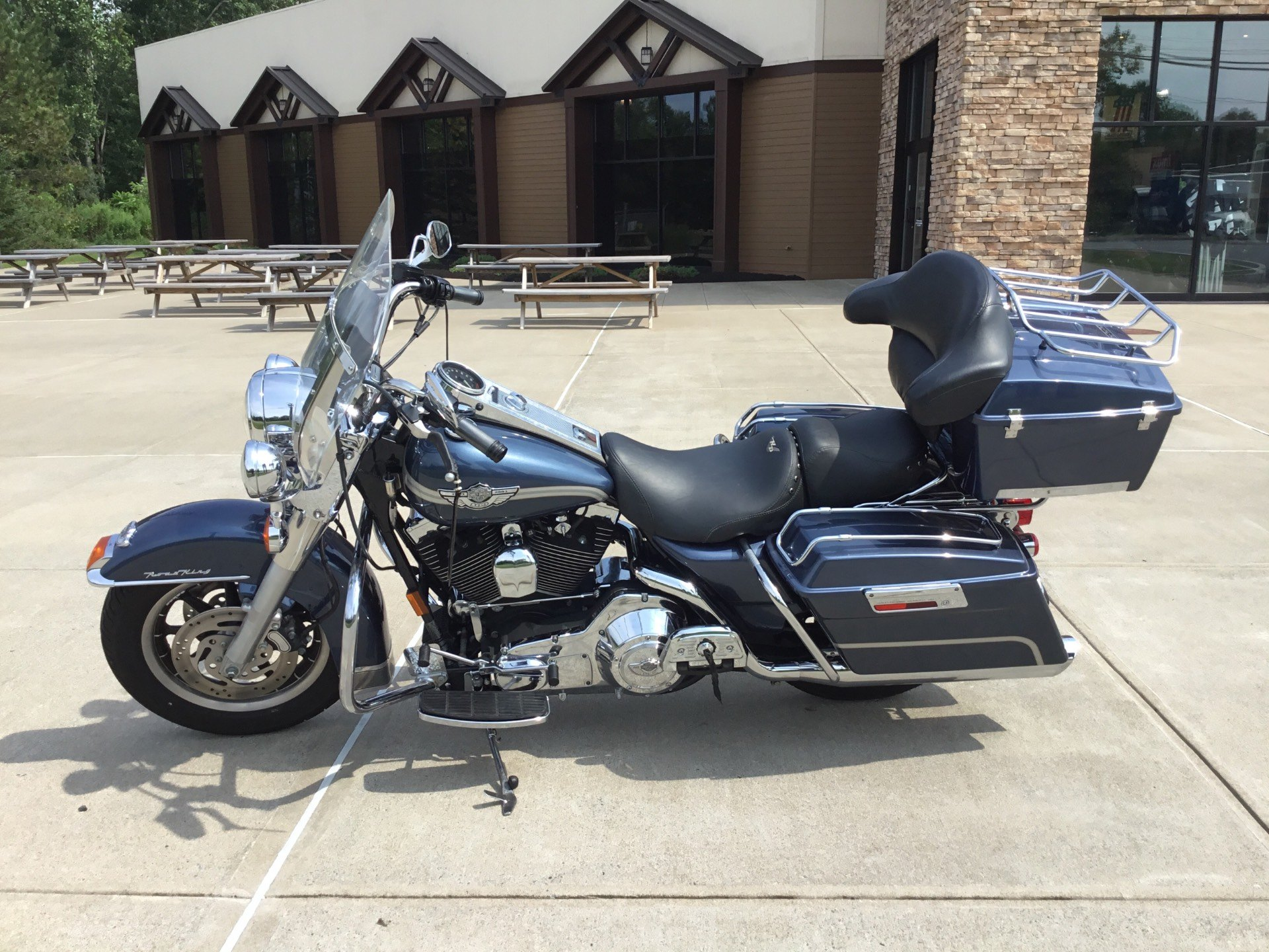 2003 Harley-Davidson FLHR/FLHRI Road King® in New York Mills, New York