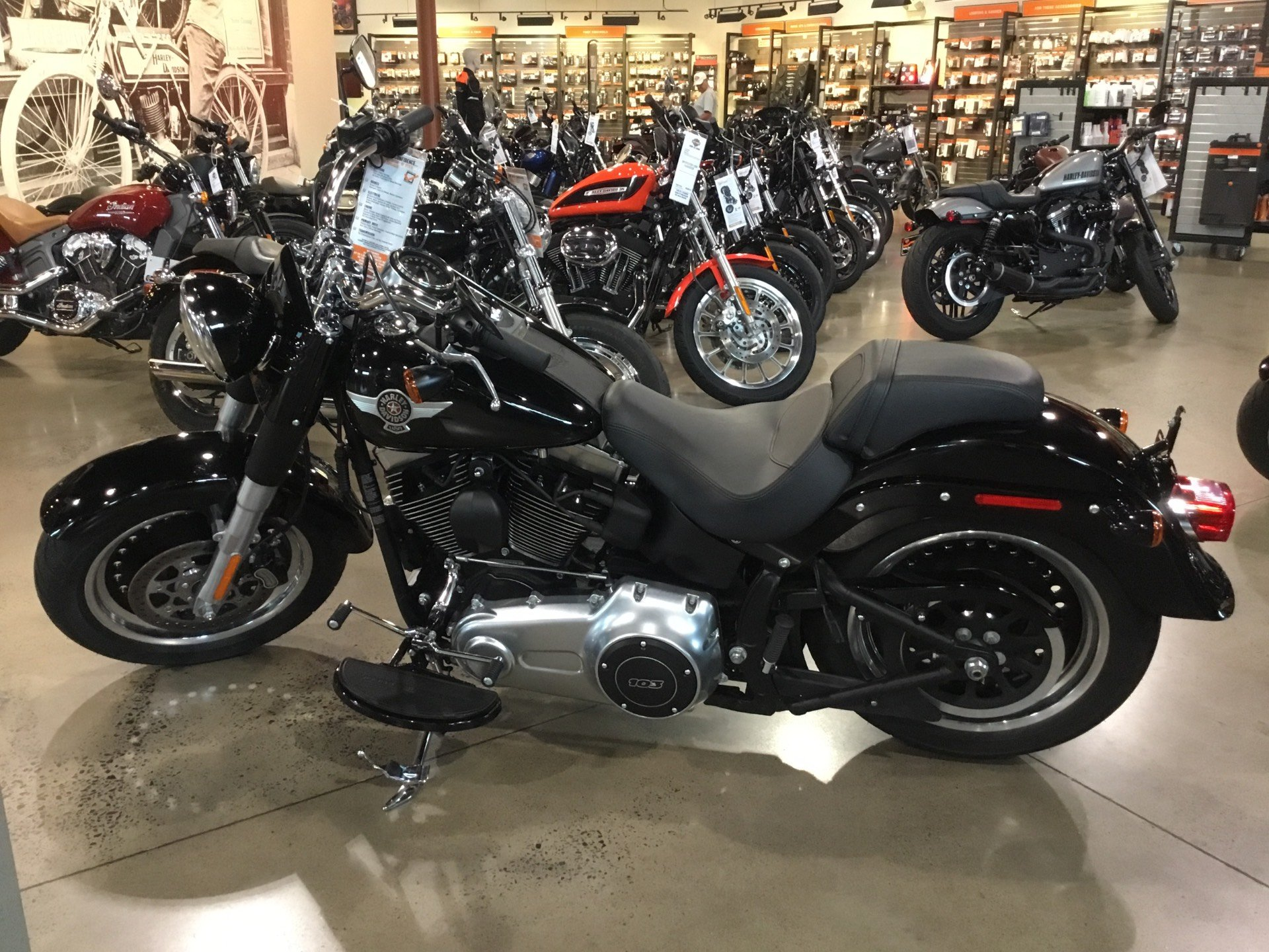 2016 Harley-Davidson Fat Boy® Lo in New York Mills, New York