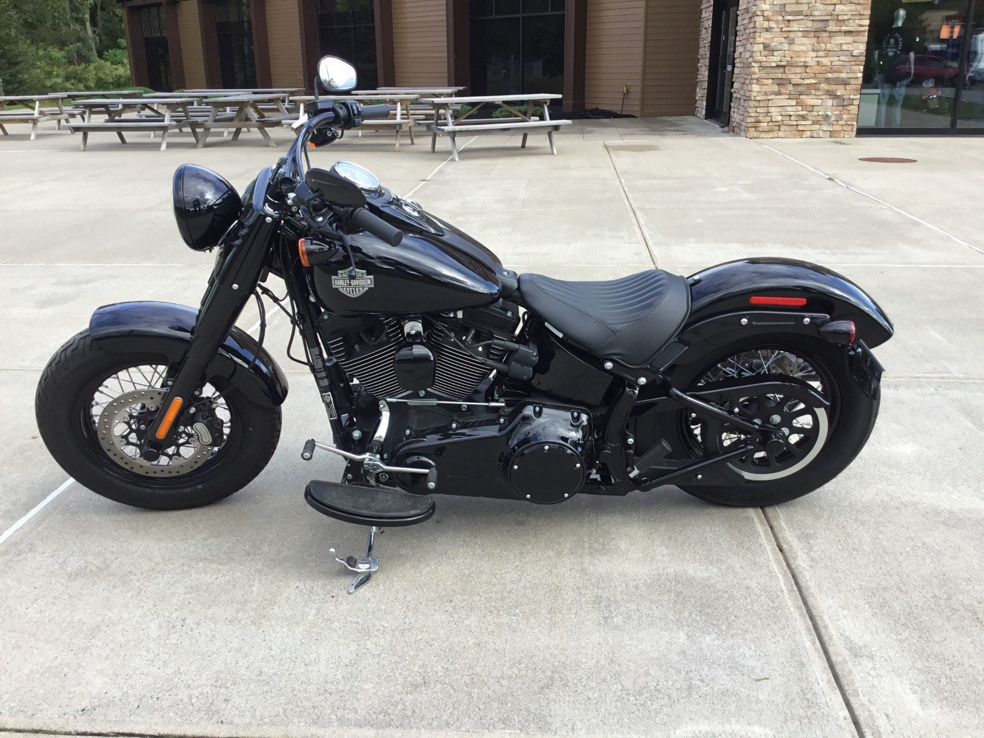 Used 2017 Harley-Davidson Softail Slim® S Motorcycles in New York ...