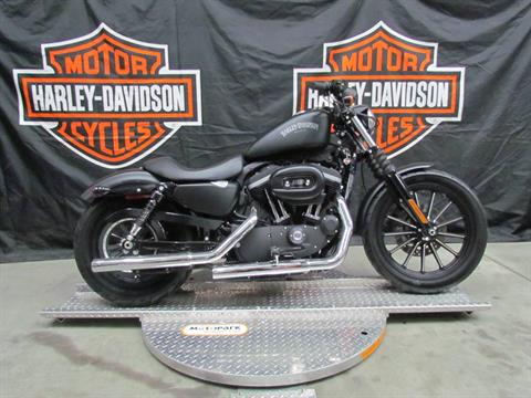 2013 Harley-Davidson Iron 883 in New York Mills, New York