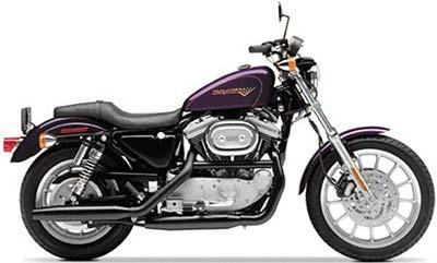 2000 Harley-Davidson XL 1200S Sportster® 1200 Sport in New York Mills, New York