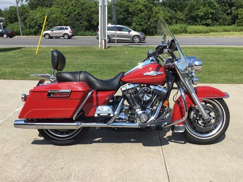 2008 Harley-Davidson Road King® Firefighter Special Edition in New York Mills, New York